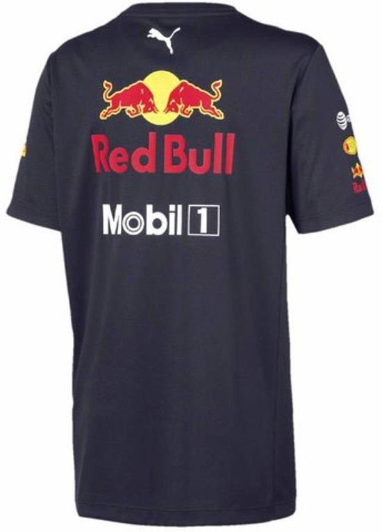 Max Verstappen Red Bull Racing kidsTeam Line 2019 t-shirt 116