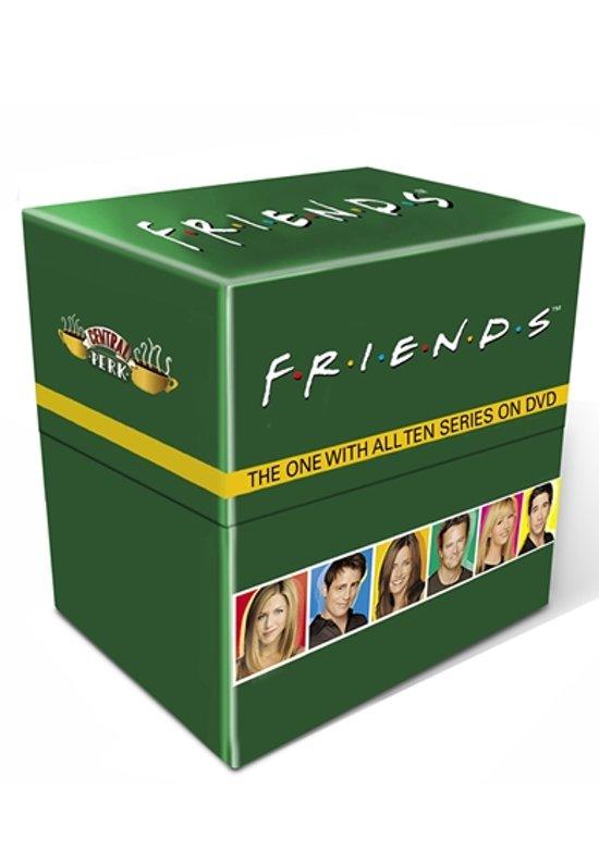 bol.com | Friends - Seizoen 1 t/m 10 (The Complete Series) (DVD), Courtney Cox | Dvd's