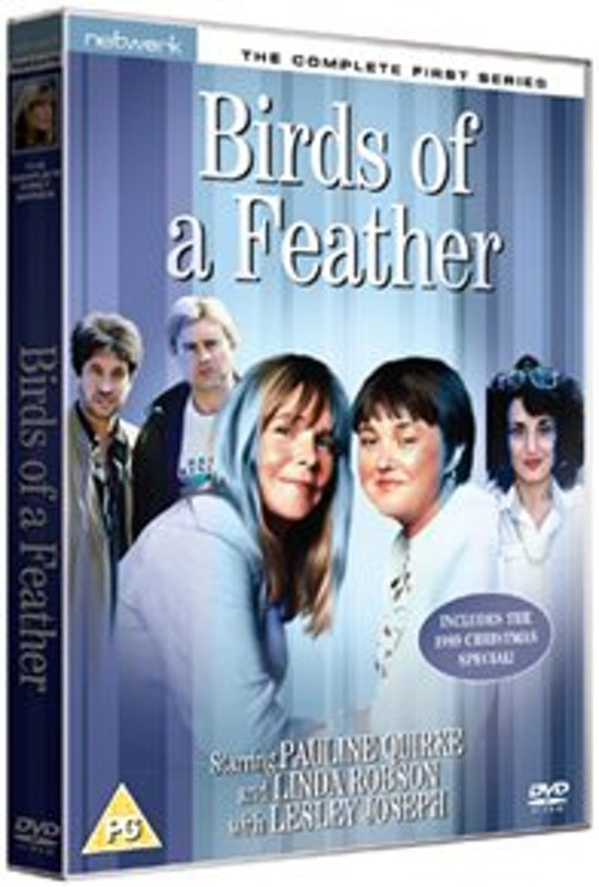 Birds Of A Feather: The Complete First Series