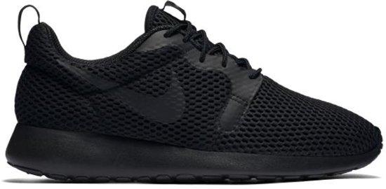 Nike Roshe Run Hyperfuse Zwart - 41
