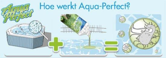 Aqua Perfect - Spa - Onderhoud - Water - Hot tub - Aquaperfect - 100% Chloorvrij - Helder water -