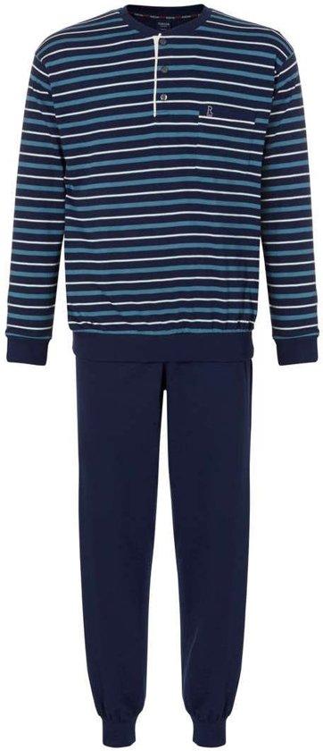 Bolcom Tricot Heren Pyjama Blauw Robson