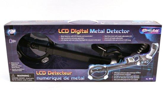 Afbeelding van het spel Metaaldetector - Lcd-display