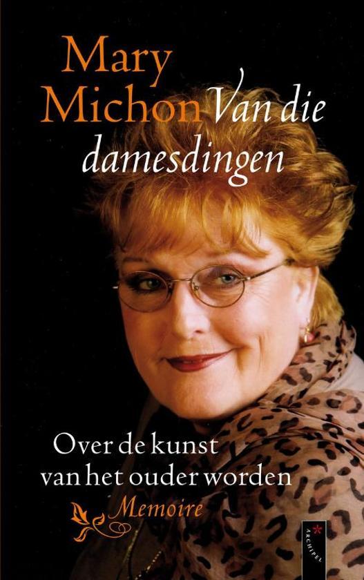Van die damesdingen - Mary Michon  