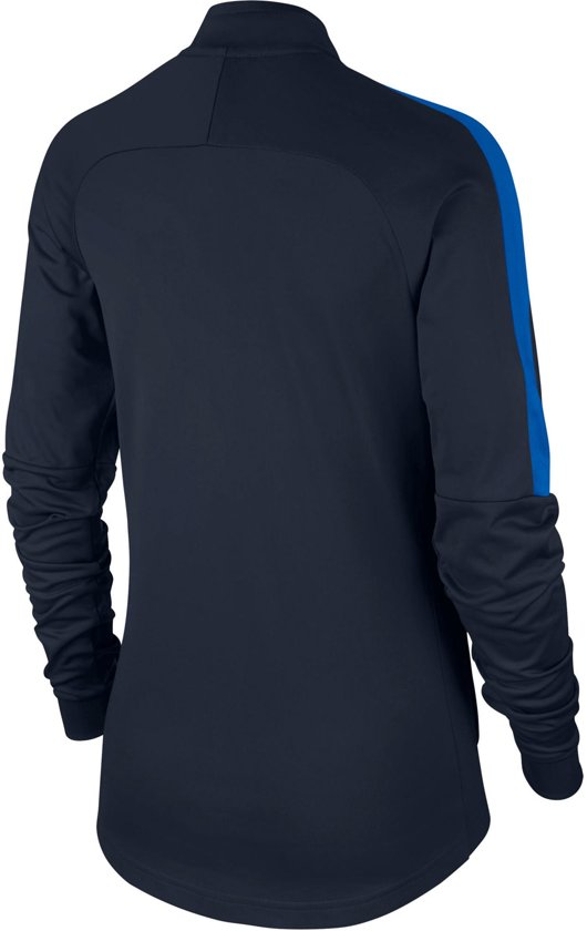 Nike Dry Academy 18 Trainingsjas Dames Trainingsjas Maat M Vrouwen blauw