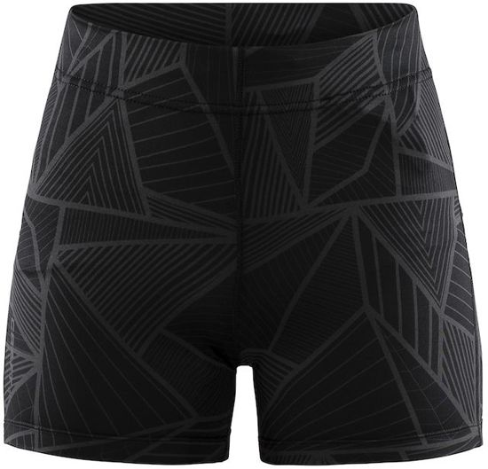 Craft Sportbroek - Maat L  - Vrouwen - zwart/grijs