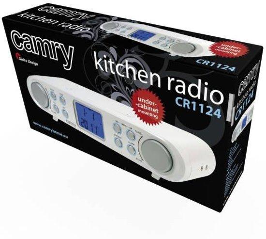 Camry CR 1124 - Keukenradio