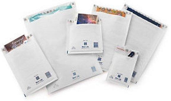 Mail Lite E/2 luchtkussenenveloppen 220x260mm. wit (100 st)