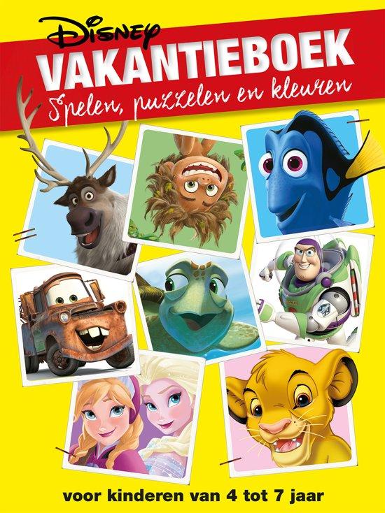 Disney - Vakantieboek 2018