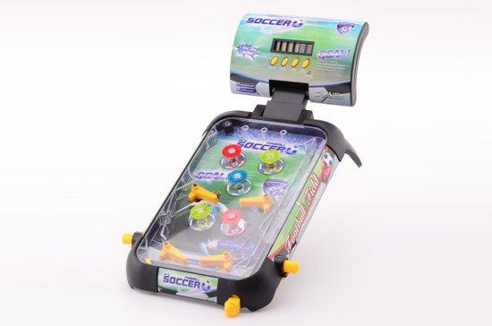 Afbeelding van het spel Pinball spel in doos met licht en geluid