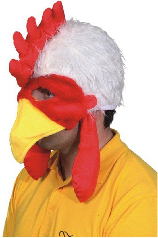 Haan masker voor volwassenen