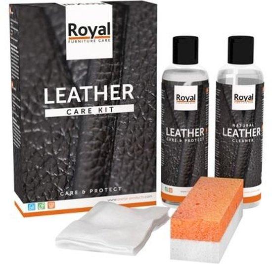 Royal Leather Care kit Maxi