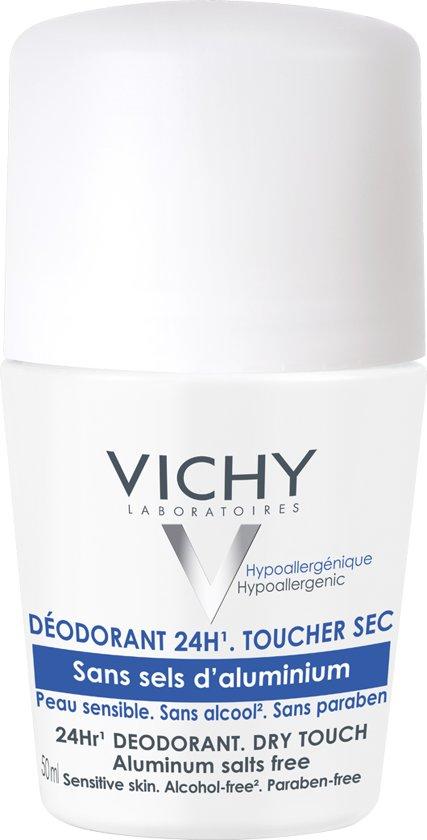 Vichy Deodorant Vichy Deodorant Roller Reactieve Huid 24 Uur