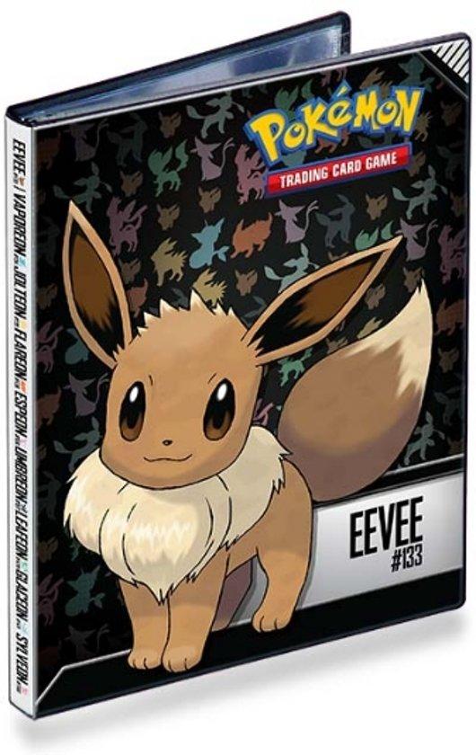 Afbeelding van het spel Pokemon verzamelmap 4-pocket Eevee