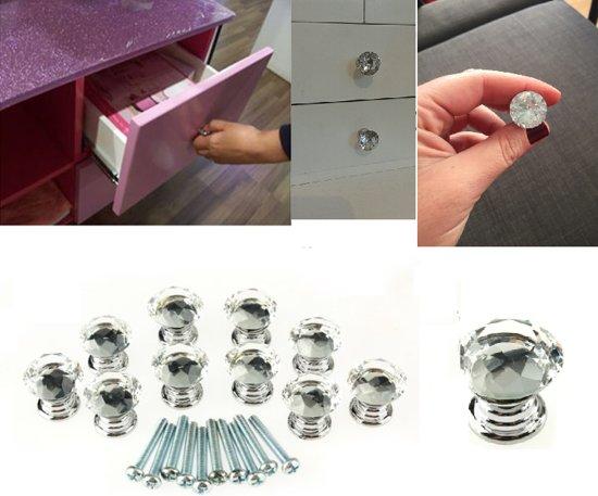 Keuken Wandkast 8 : Bol kastknoppen set keuken handgrepen keukenkast deur