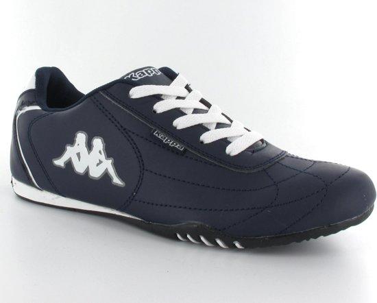 91a874ebc25 bol.com | Kappa Tyllin - Sneakers - Heren - Maat 46 - Navy/ Wit