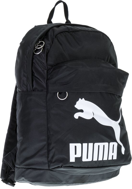 2ea4ac5c31e bol.com | Puma Backpack - Unisex - zwart/wit