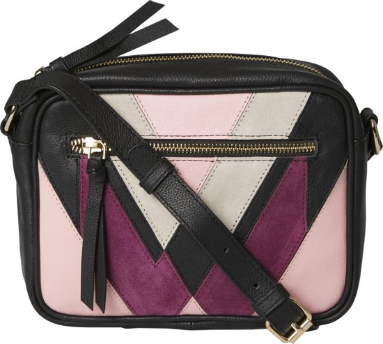 Crossbodytas Pink Pieces One Maat Candy Size FwExzf