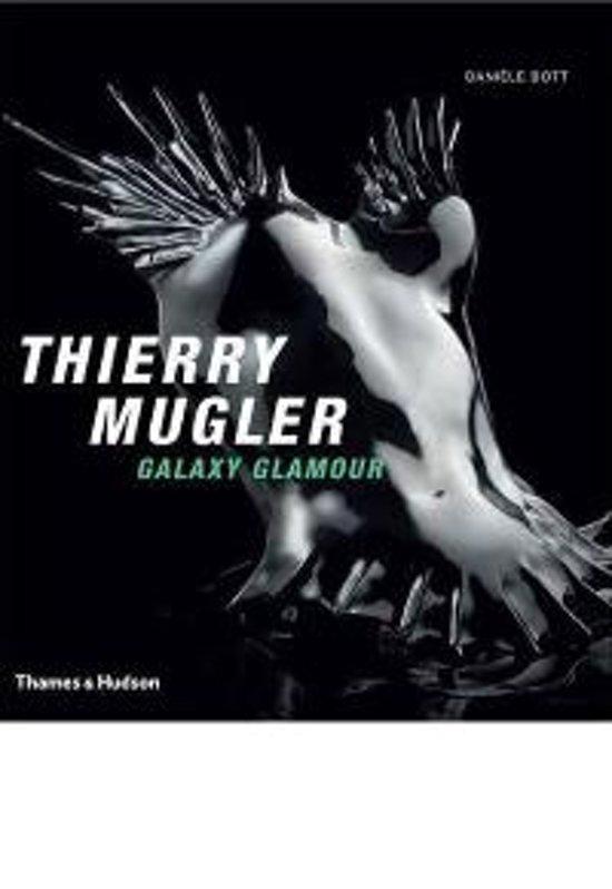 Boek cover Thierry Mugler van Daniele Bott (Hardcover)