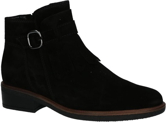Gabor Dames Bottines - Zwart - Maat 35