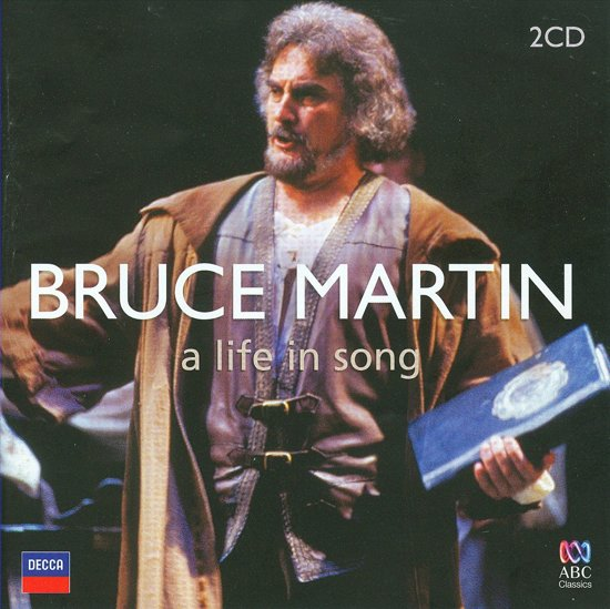 Bruce Martin - A Life In Song