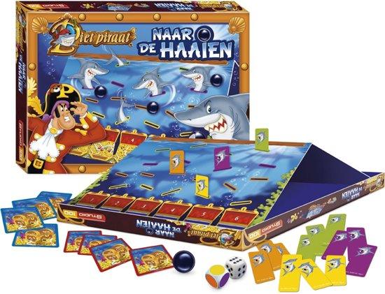 Piet Piraat Haaienspel