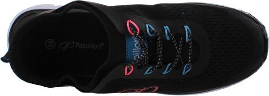 Lifestyle Maat on 41 Sneakers Dames Papillon Zwart Slip w0OknP