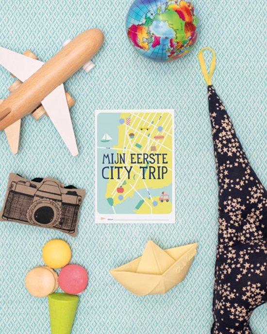 Milestone® Special Moments Booklet - Baby's eerste reis momenten