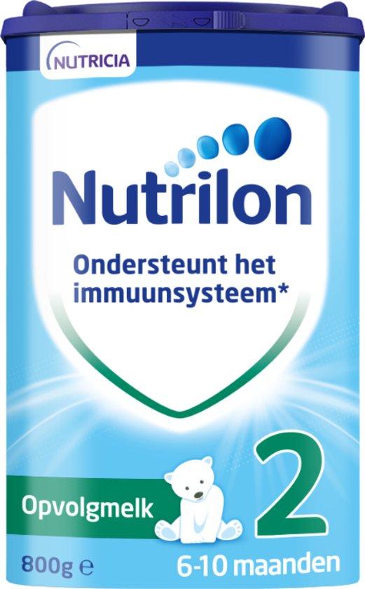 Nutrilon Standaard 2 Opvolgmelk - 800 gram.