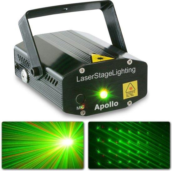 Sterrenhemel laser - BeamZ