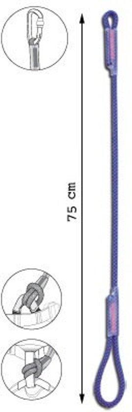 Beal Dynaclip dynamische leeflijn 75 cm