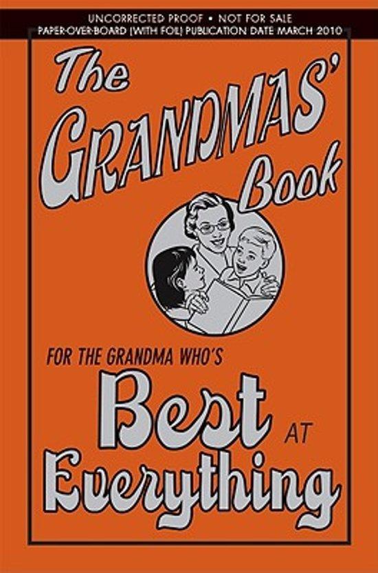 The Grandmas' Book