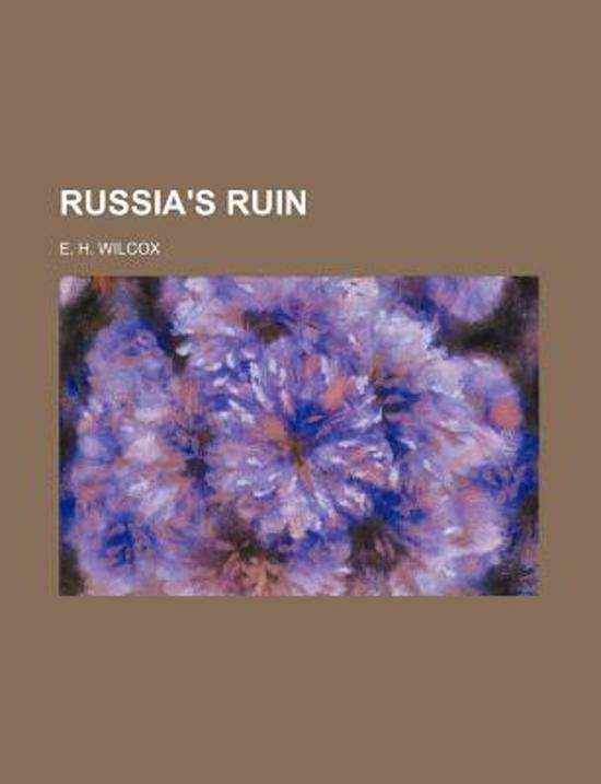 Russia's Ruin