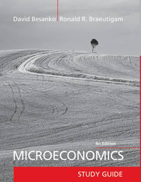 besanko microeconomics soultions We provide over 20,000 solution manuals and test banks microeconomics, 5th edition david besanko test bank and soultions- pkg principles of microeconomics.