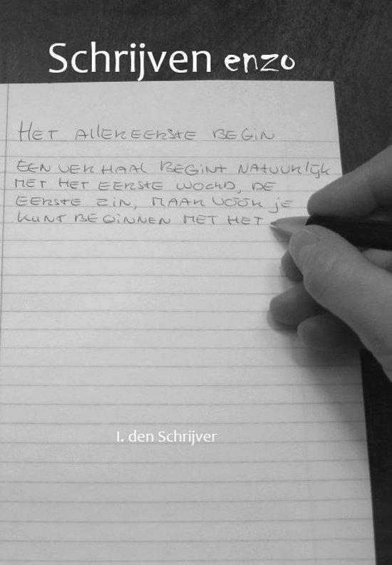 Schrijven enzo! - Schrijven enzo