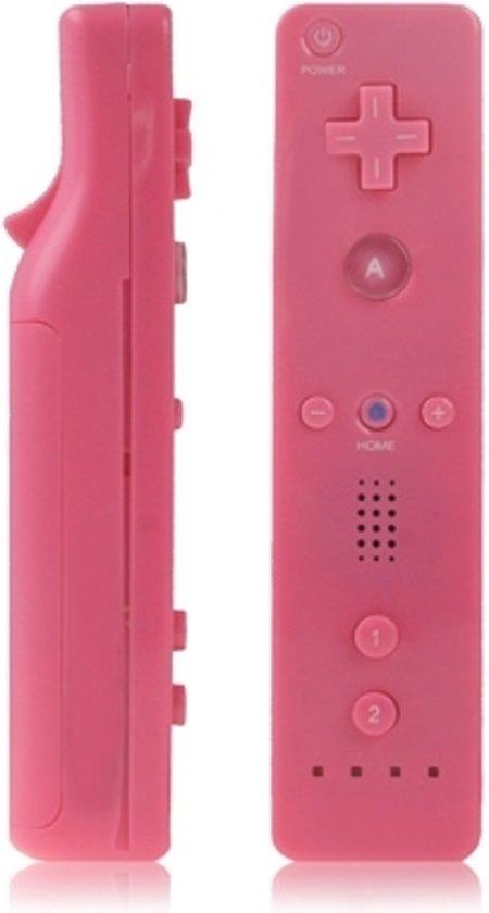 Wii Remote Controller - afstandbediening voor Wii (roze) kopen