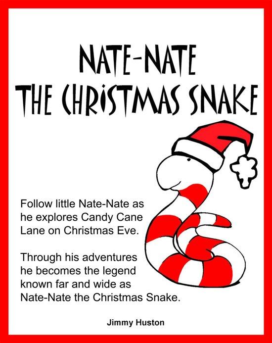 Nate-Nate the Christmas Snake