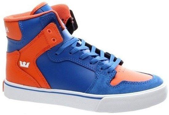 Chaussures Enfants Vaider Taille Bleu / Orange 38,5