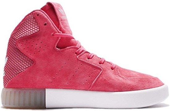 1660ef3817f bol.com | Adidas Sneakers Tubular Invader 2.0 Dames Rood Maat 36