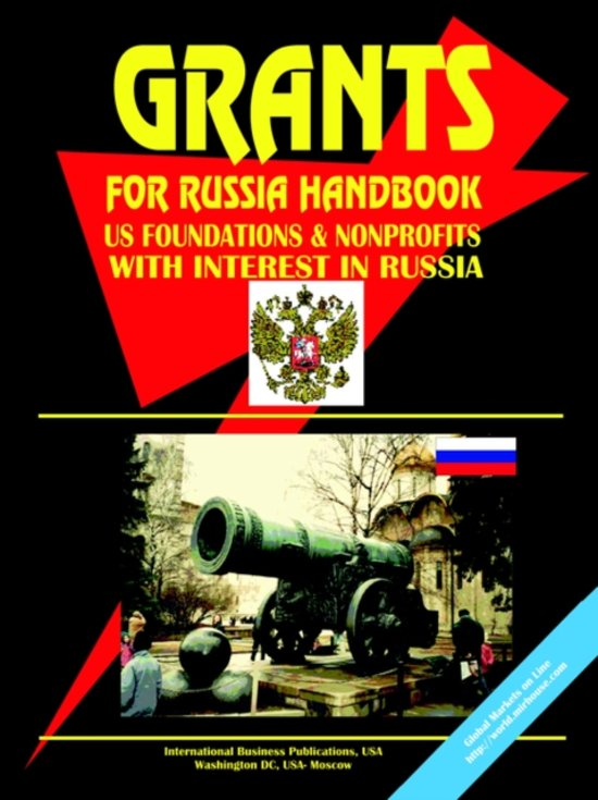 Grants for Russia Handbook