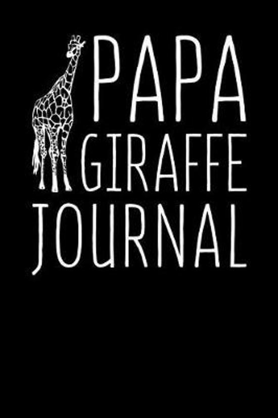 Papa Giraffe Journal
