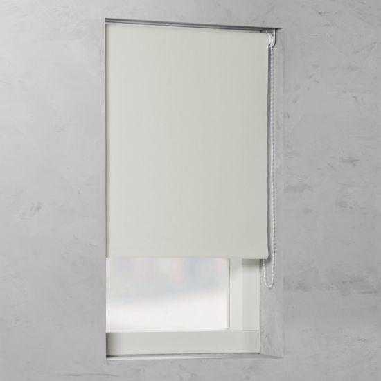 Pure Living - Rolgordijn Verduisterend - 230x190 cm - Wit
