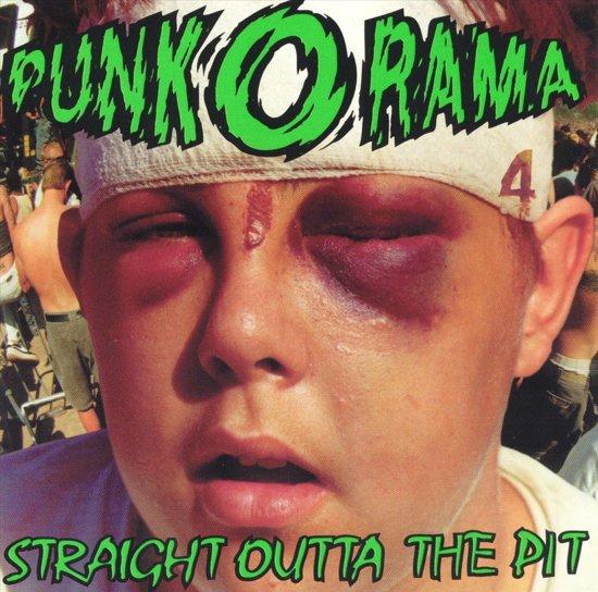 Punk-O-Rama 4: Straight Outta The Pit