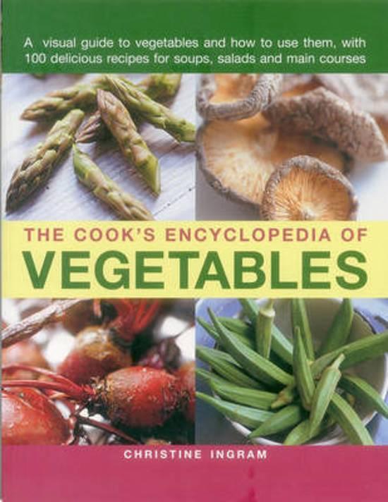 Cook's Encyclopedia of Vegetables