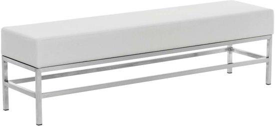 Clp TULIP - 4 zitsbank - stof - wit