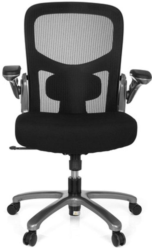 Extra Brede Bureaustoel.Bol Com Hjh Office Instructor Titan Xxl Bureaustoel Zware