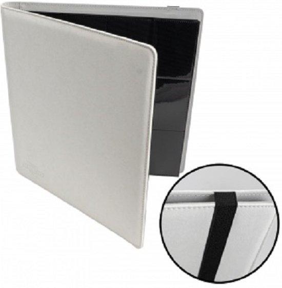 Blackfire 12-Pocket Premium Album - White