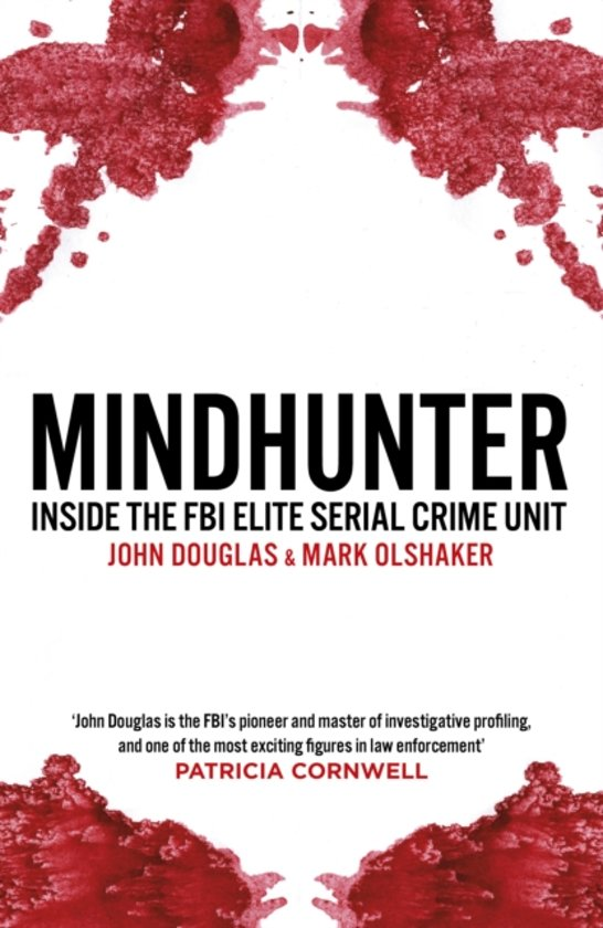 Boek cover Mindhunter van John Douglas (Paperback)