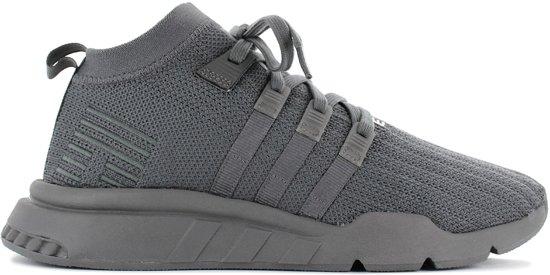 adidas Originals EQT Support Mid ADV F35144 Heren Sneakers Sportschoenen Schoenen Grijs Maat EU 46 UK 11