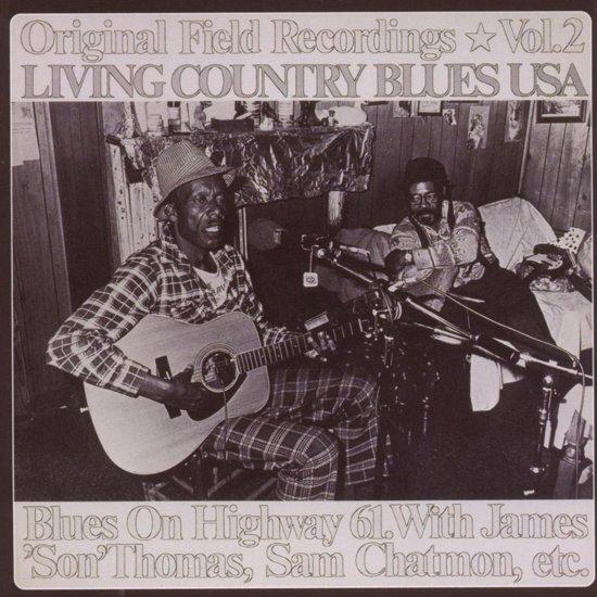 Living Country Blues Usa Vol. 2